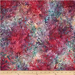 Artisan Batiks Regal Abstract Paisley Garden