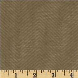 Shadow Ponte De Roma Knit Chevron Tan