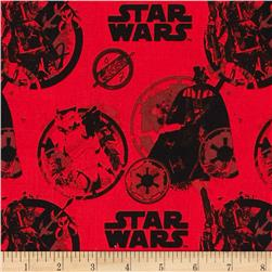 Star Wars Danger Red
