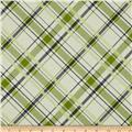 Riley Blake Vintage Verona Plaid Green