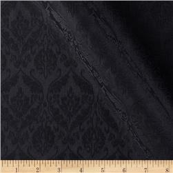 Royal Jacquard Black