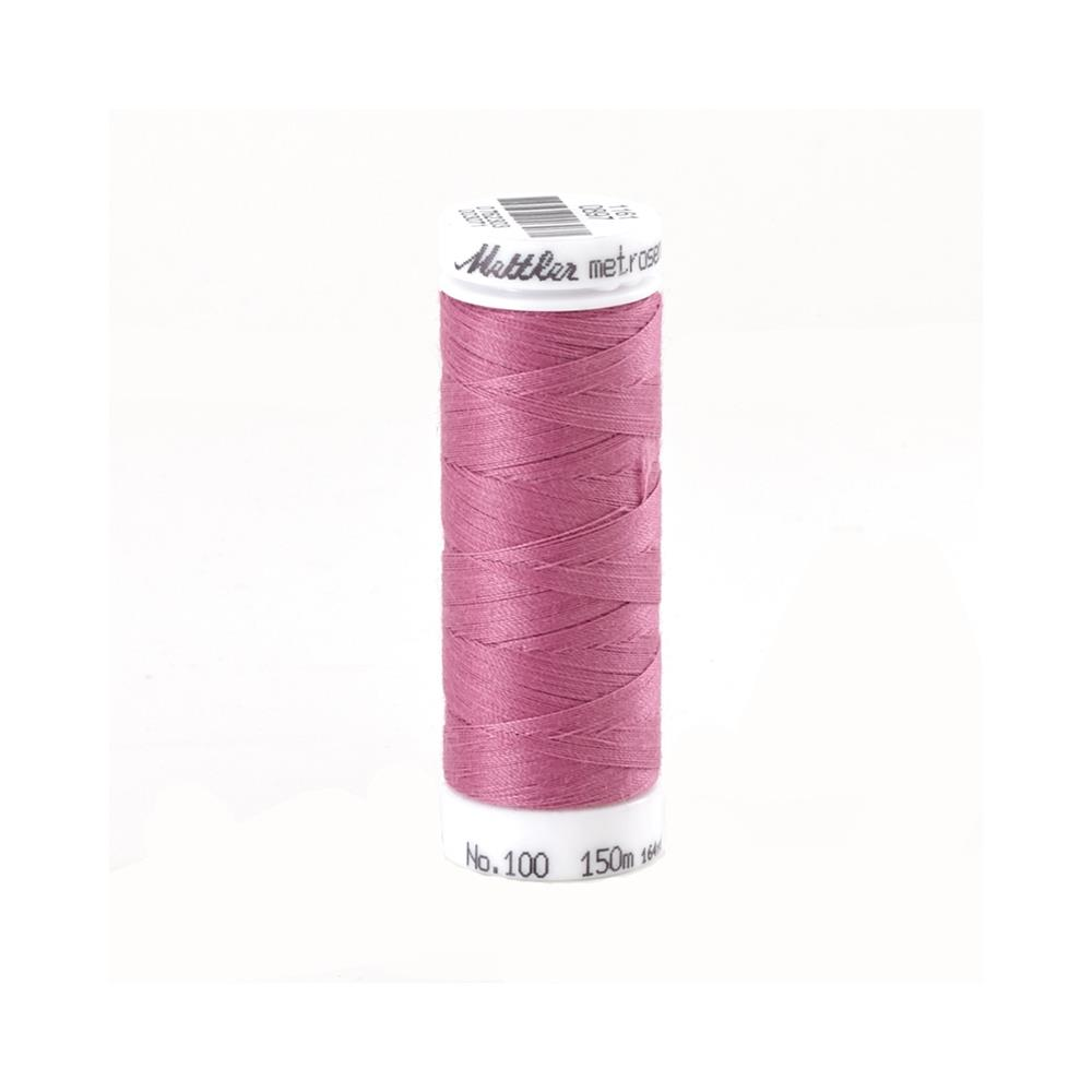 Mettler Metrosene Plus Polyester All Purpose Thread Dark Mauve