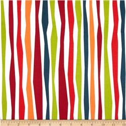 Jazz Jam Wavey Stripe Multi Fabric