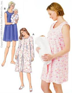 Lazy Girl Designs - Free Hospital Gown Patterns