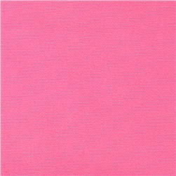 8.5 oz Brushed Canvas Fuchsia Fabric
