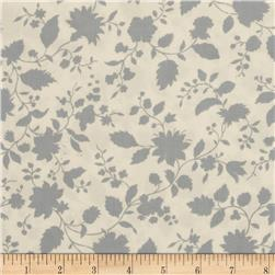 Amy Butler Violette Twilight Vine Linen Fabric