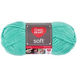 Red Heart Soft Minty