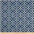 Waverly Lovely Lattice Sateen Lapis