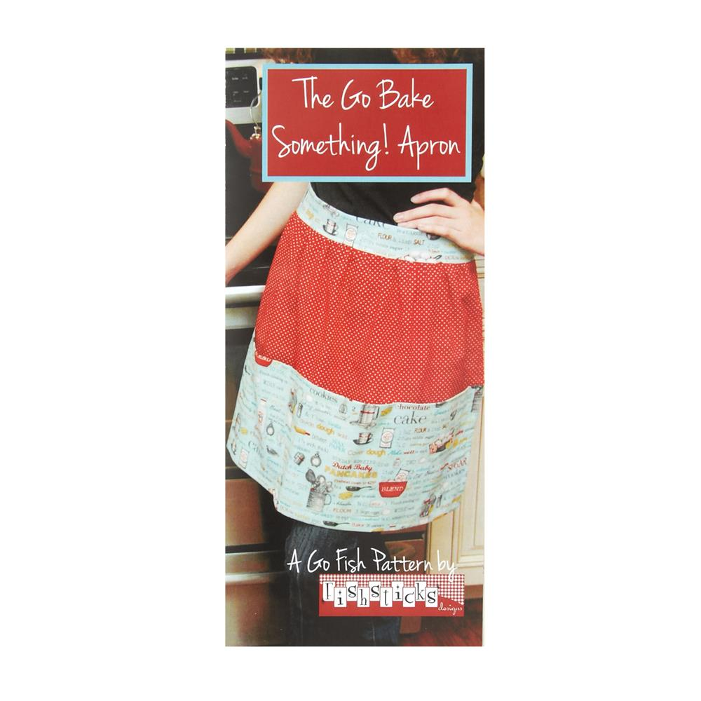 Fishsticks Go Bake Something Apron Pattern