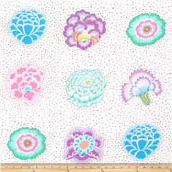 Kaffe Fassett Collective Corsage White