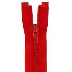 "Coats & Clark Coil Separating Zipper 12"" Atom Red"