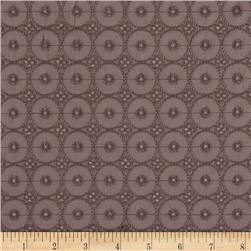 Cassie Eyelet Taupe