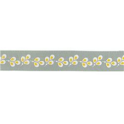 Riley Blake 5/8'' Grosgrain Ribbon Willow
