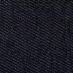 Stretch Denim Dark Wash Deep Blue