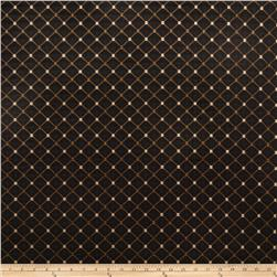 Jaclyn Smith 02104 Chenille Licorice