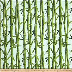 Terrasol Indoor/Outdoor Bamboo Cream Fabric