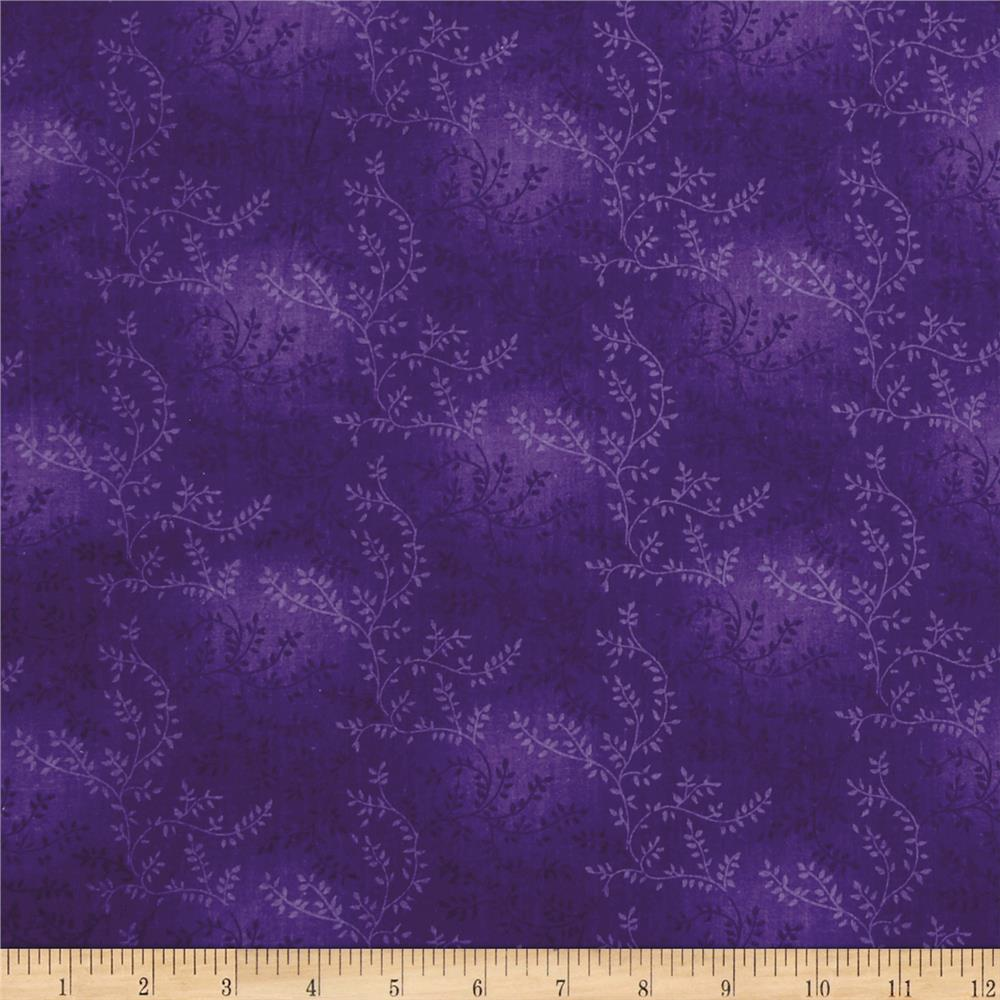108 Quot Wide Quilt Back Tonal Vineyard Purple Discount