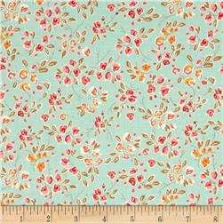 Riley Blake Chatsworth Bloom Mint