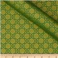 Alchemy Metallic Tile Emerald