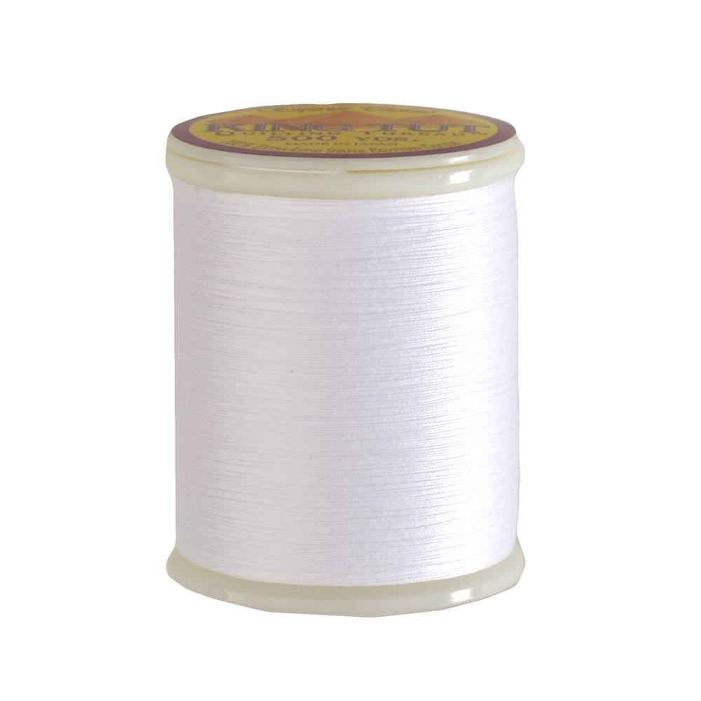 Superior King Tut Cotton Quilting Thread 3-ply 40wt 500yds Temple