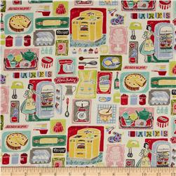 Retro Bake Kitchen Multi