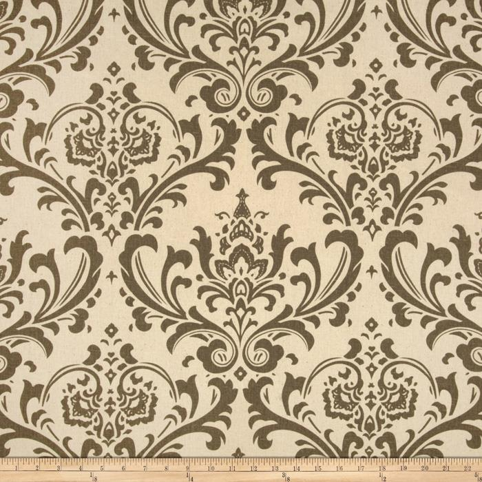 Premier Prints Traditions Kelp/Natural