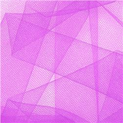108'' Wide Tulle Radiant Orchid Fabric