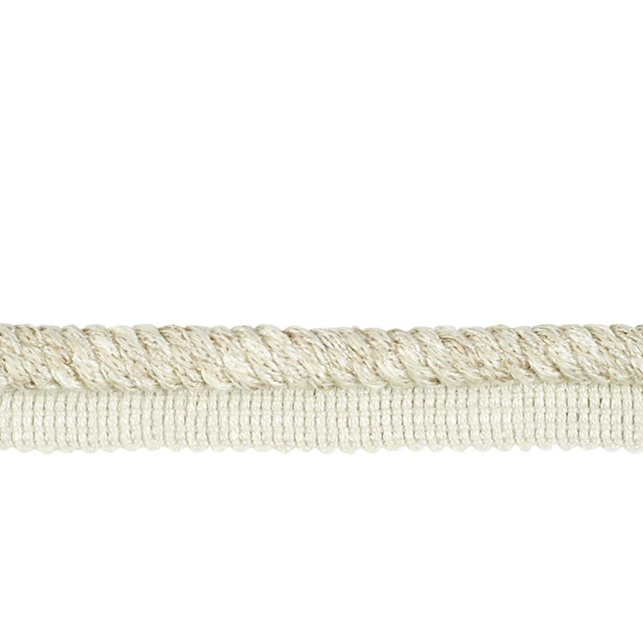 Isabelle De Borchgrave Colorwrap Cord Trim Neutral