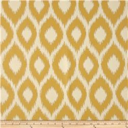 Bella Dura Eco-Friendly Indoor/Outdoor Shavali Jacquard Light Gold
