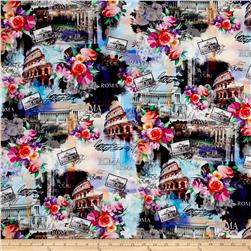 Hoffman Rome Digital Print April