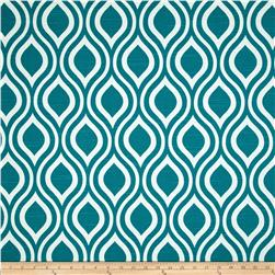 Premier Prints Nicole Slub Aquarius Fabric