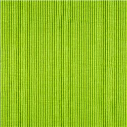 Rayon Spandex Rib Knit Lime Green