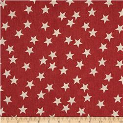 Limited Edition Stars Red