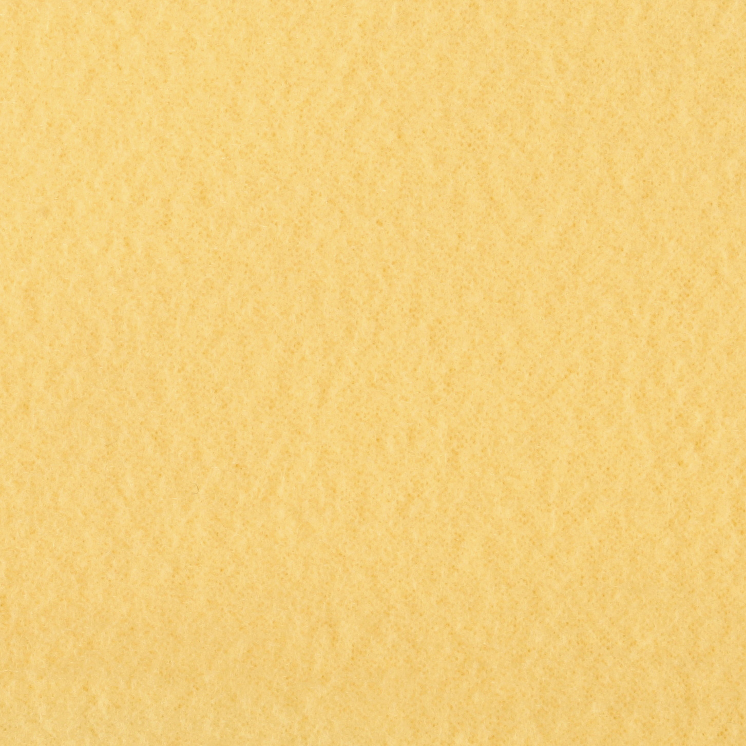 Wintry Fleece Banana Yellow