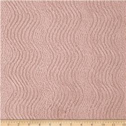 Richlin 10 ounce Wavy Chenille Pink Fabric