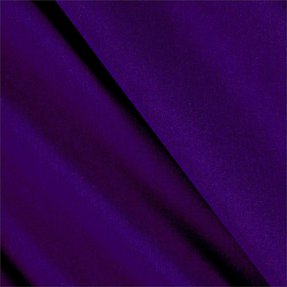 Fabric Merchants Rayon Challis Purple - Discount Designer ...