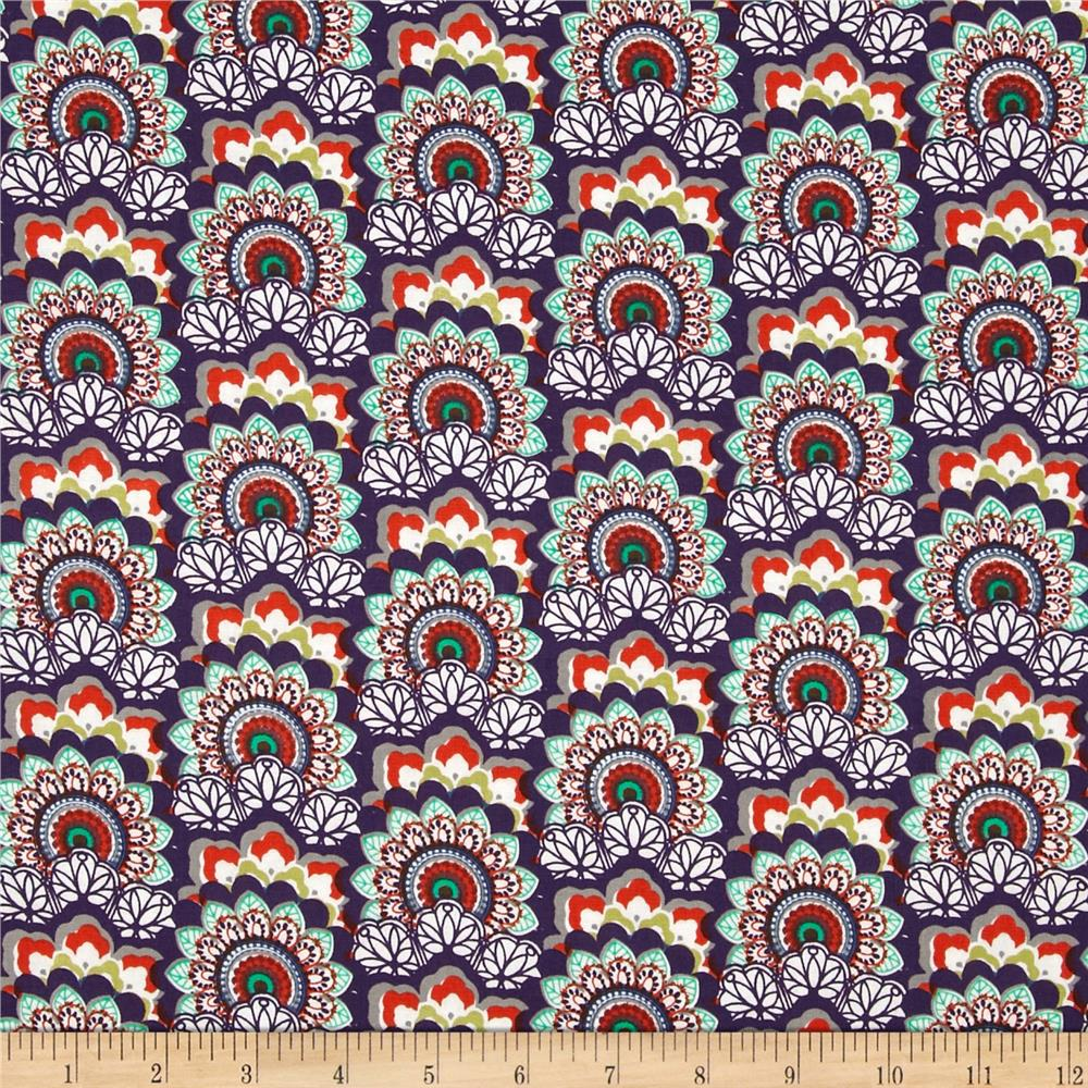 Wild Patch Paisley Floral Multi