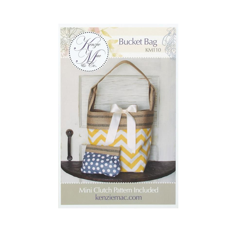 Kenzie & Mac Bucket Bag Pattern