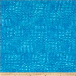 Timeless Treasures Tonga Batik Jelly Bean Loom Azure