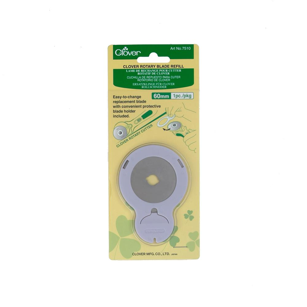 Clover 60mm Rotary Blade Refill