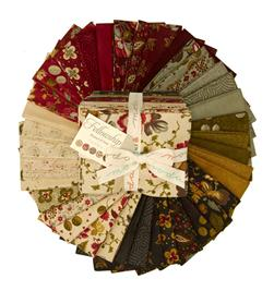 Moda Fellowship Fat Quarter Assortment