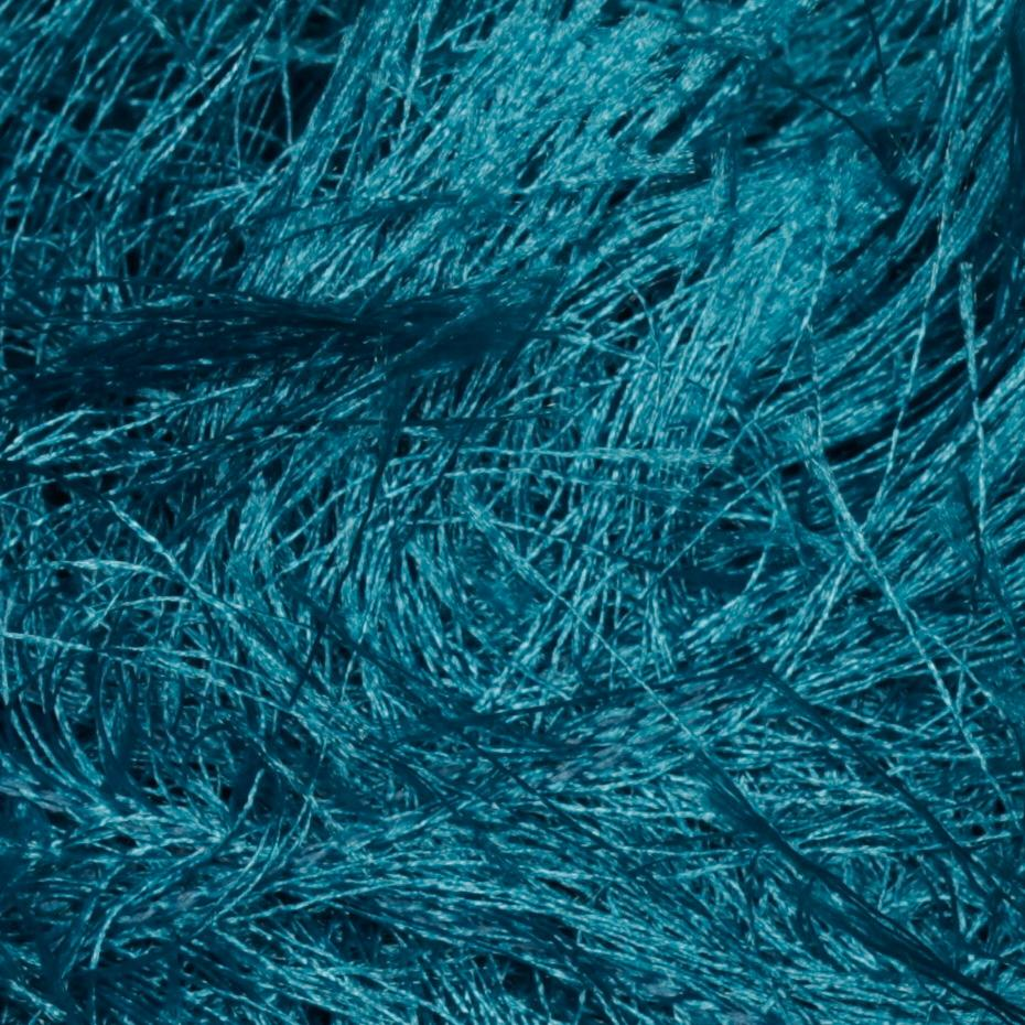 Lion Brand Fun Fur Yarn (178) Aquamarine