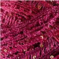 Red Heart Boutique Sashay Sequins Yarn Phlox