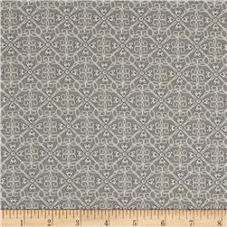 Vintage Sunshine Swirly Dark Grey