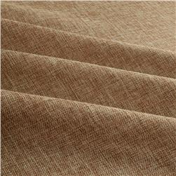 Vintage Poly Burlap Wheat Fabric