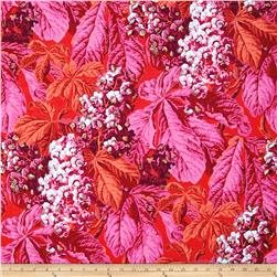Philip Jacobs Spring 2017 Horse Chestnut Red
