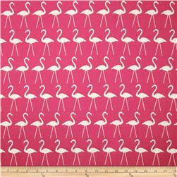 Premier Prints Flamingo Candy Pink Fabric