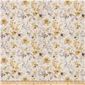 Vern Yip 03367 Linen Yellow Grey