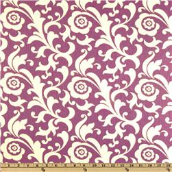Waverly Angelique Twill Plum