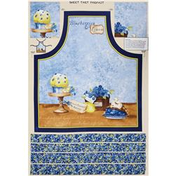 Sweet Tart Parfait Apron Panel Multi